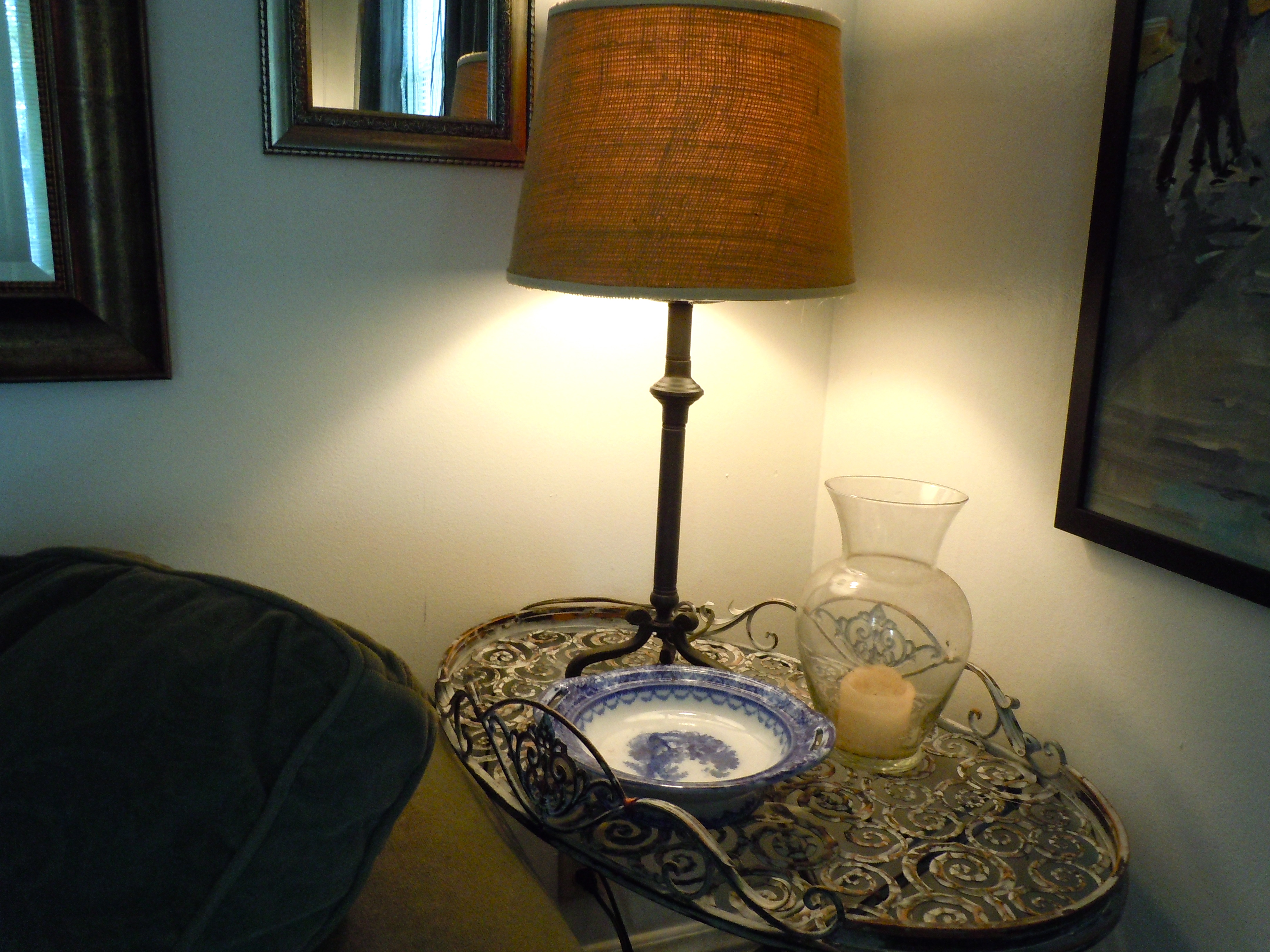 how to make your own lampshade suitepotato. Black Bedroom Furniture Sets. Home Design Ideas