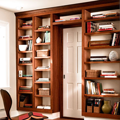bookcase plans popular mechanics